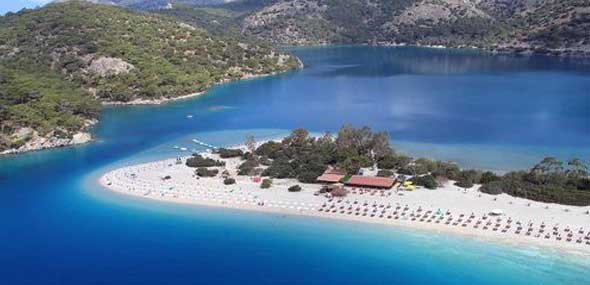 Schönsten Reiseziele der Türkei