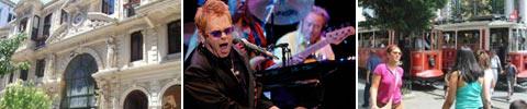 Popsänger Elton John