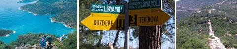 Lykischer Wanderweg Türkei