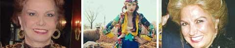 Türkische Modedesignerin