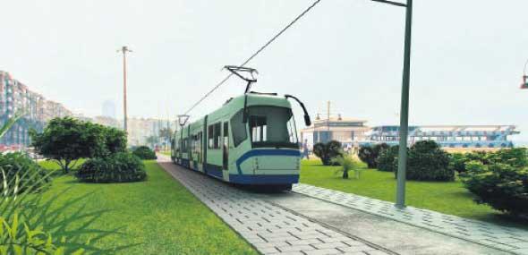 Antalya Straßenbahn