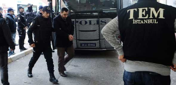 Türkische Polizisten Terroranschlag