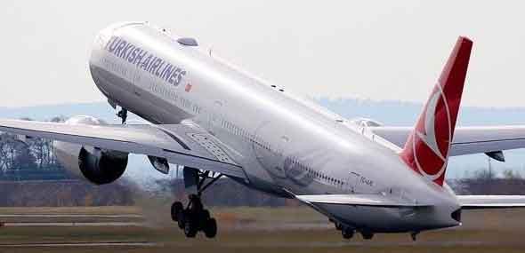 Boeing und THY