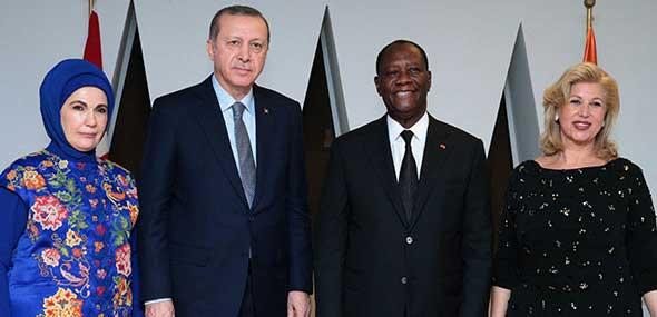 Türkischer Staatspräsident Recep Tayyip