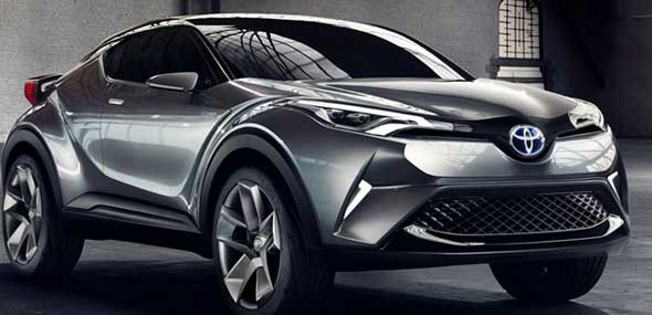 Toyota SUV Made in Turkey