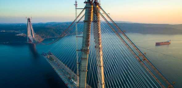 Dritte Istanbul Brücke