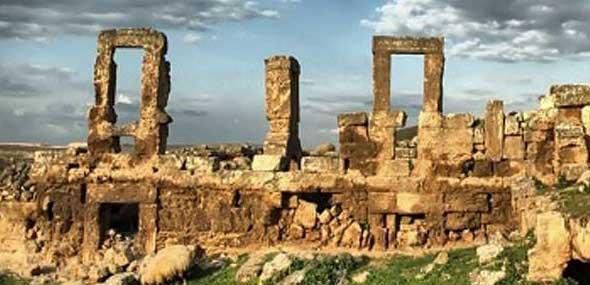 Antike Stadt Şuayb