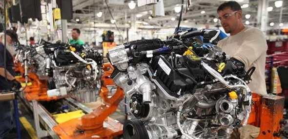 Ford Ecotorque Motor