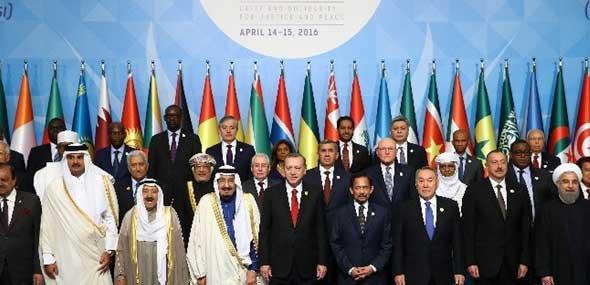 Islamische Zusammenarbeit
