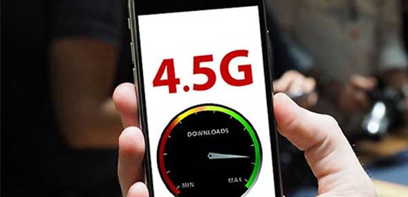 Mobilfunktechnologie Türkei