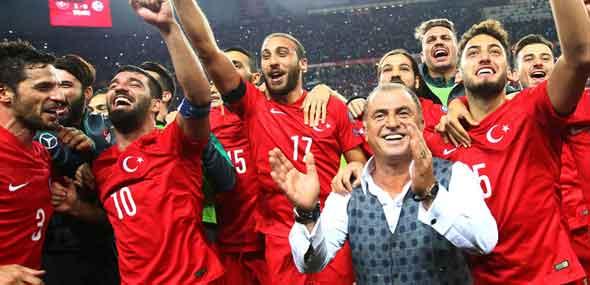 EURO 2016 Kader der türkischen Nationalmannschaft
