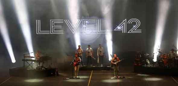 Level 42 Konzert
