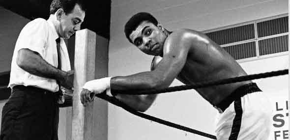 Beerdigung von Muhammad Ali