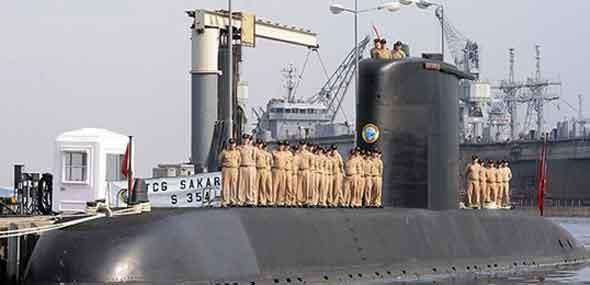 Pakistanische U-Boote STM