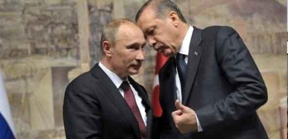 Türkisch-russische Beziehung