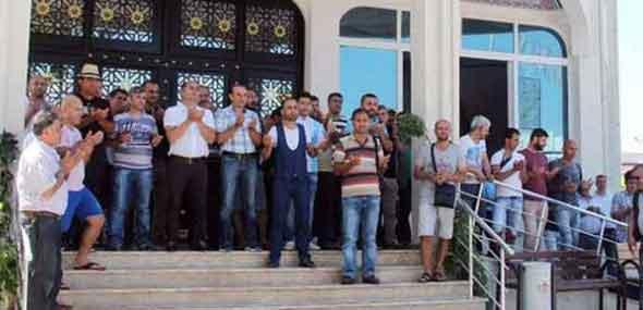 Türkische Gewerbetreibende