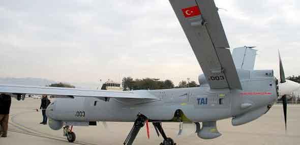 Türkisches Raumfahrtunternehmen