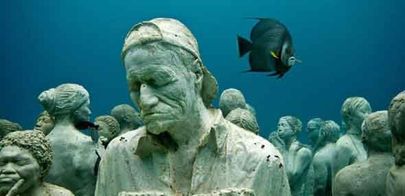 Unterwasserwelt von Antalya