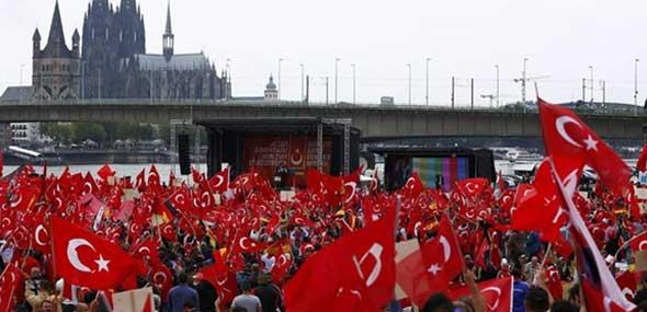 Demo Köln Deutschtürken