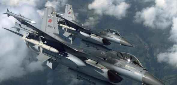Türkische Streitkräfte