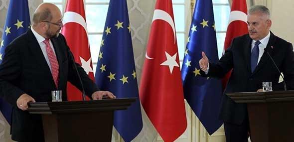 Anti-Terror-Gesetz der Türkei