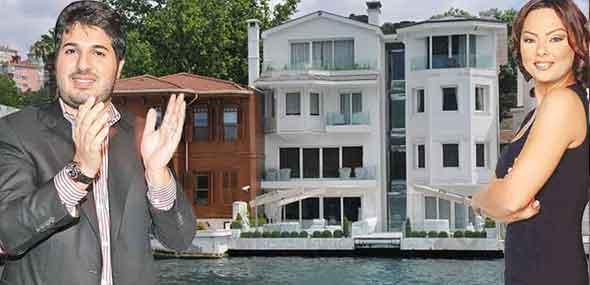 Ebru Gündes Villa am Bosporus