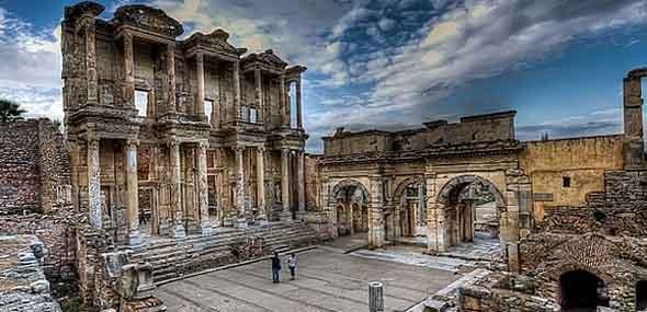 Ephesus Ausgrabungen