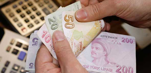 Haushaltsüberschuss Türkei