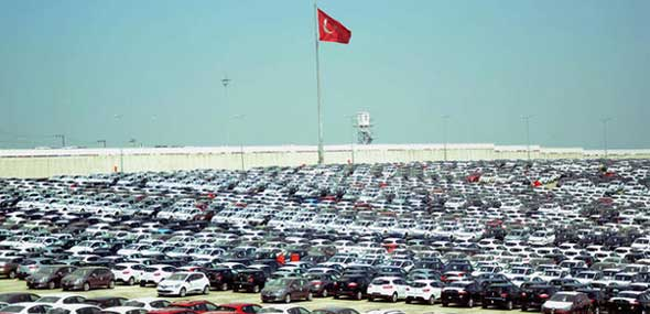 Türkische Autoindustrie