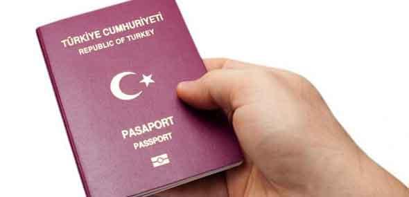 Chip-Reisepass Türkei