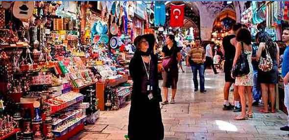 Großer Basar in Istanbul