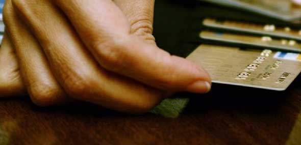 Kreditkartenschulden