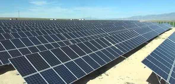 Solaranlage Türkei