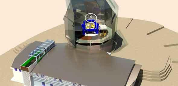Teleskop DAG