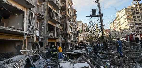 Autobombenanschlag Diyarbakir
