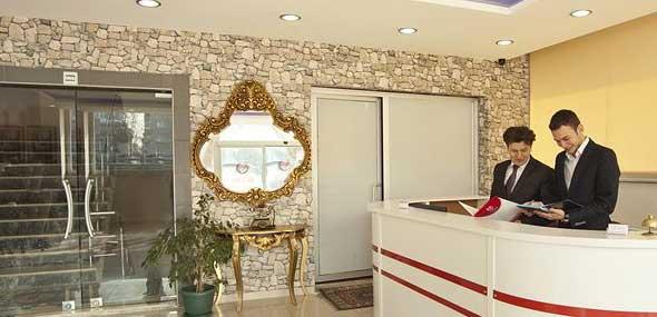 Hotelbetten in Istanbul