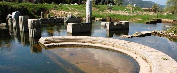 Orakelstätten Klaros Didyma