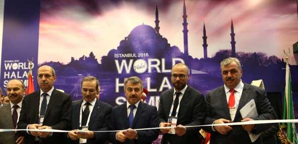 Halal-Konferenz türkische Lira