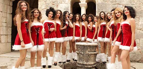 Weihnachtsmann Demre
