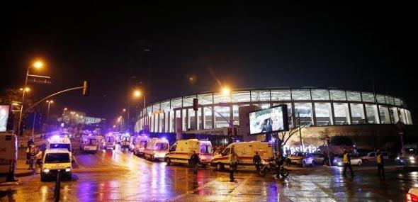 Terroranschlag Istanbul
