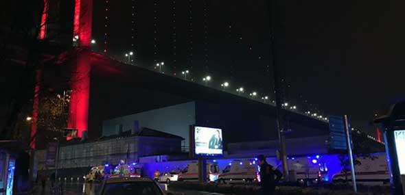 Nachtclub am Bosporus