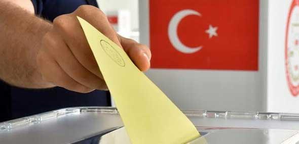 Stimmabgabe der Deutschtürken