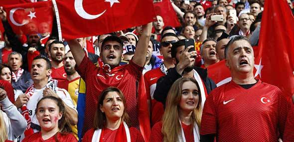 EM 2024 Bewerbung der Türkei