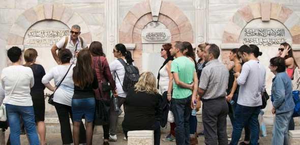 Israelische Touristen