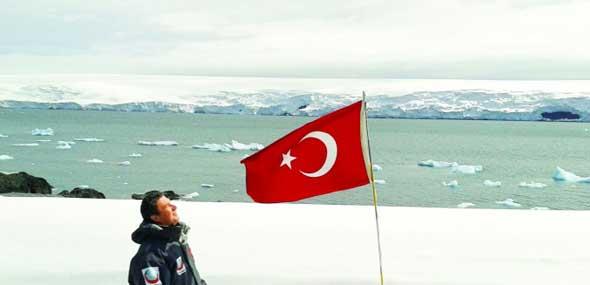 Antarktis Türkische Forschungsstation