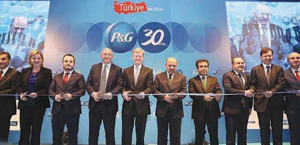 Procter & Gamble Türkei P&G
