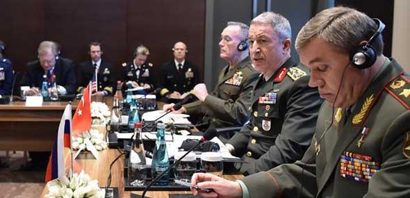 Russischen Generals