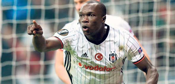 FC Porto Vincent Aboubak