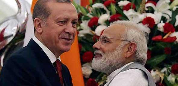 Ehrendoktortitel Erdogan