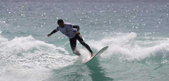 Surfweltmeisterschaft